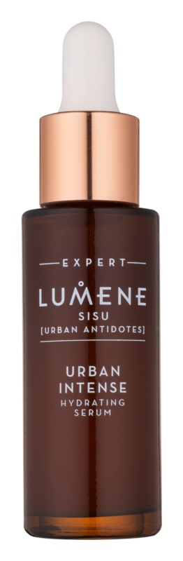 Lumene Sisu [Urban Antidotes] sérum hidratante para todo tipo de pieles